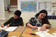 Kids beim Lernen D-Werkstatt