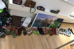 Flohmarkt Schuhe 2