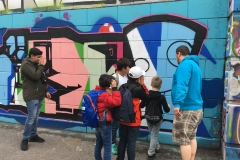 Graffiti Bilderklärung