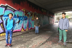 Graffiti the Gang