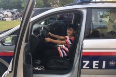 Subhan Polizeiauto