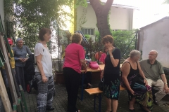 Garten Sommerfest
