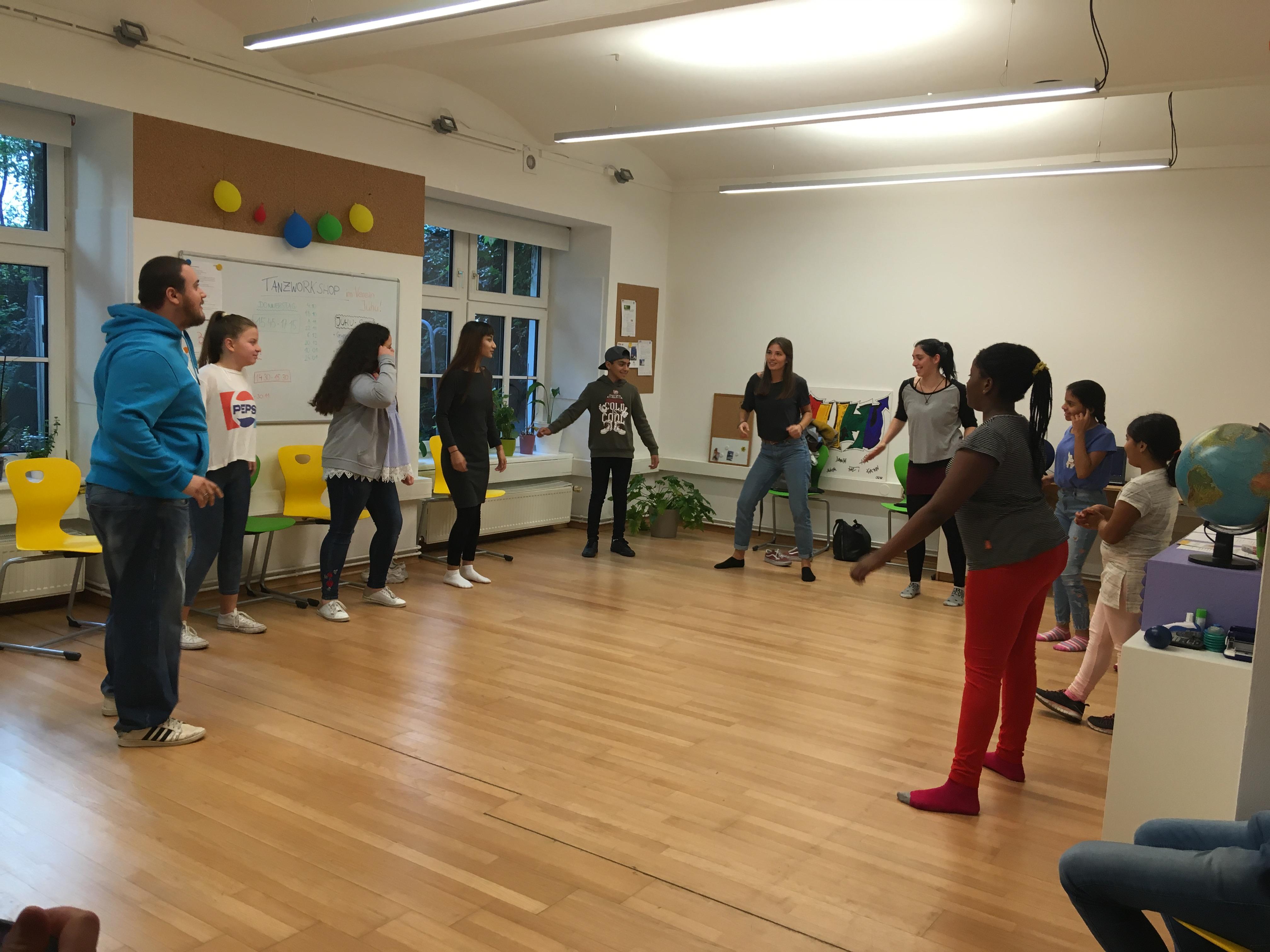 Vorstellung Tanz 2