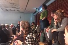 Präsentation Publikum