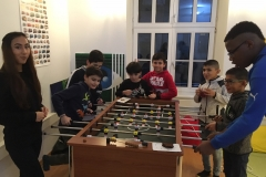 Fußballturnier Weihnachtsfeier