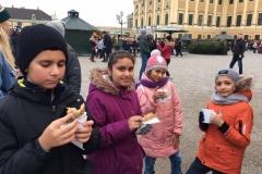 Kinder Essen Markt
