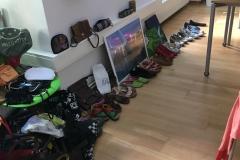 Flohmarkt Schuhe 3