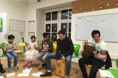 Juhu Song Shahin Rober & Kinder