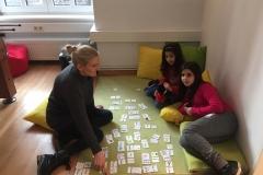 Katrin und Mädls Lernkarten