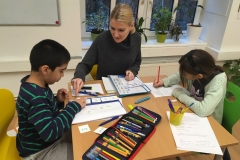 Lernbetreuung Katrin