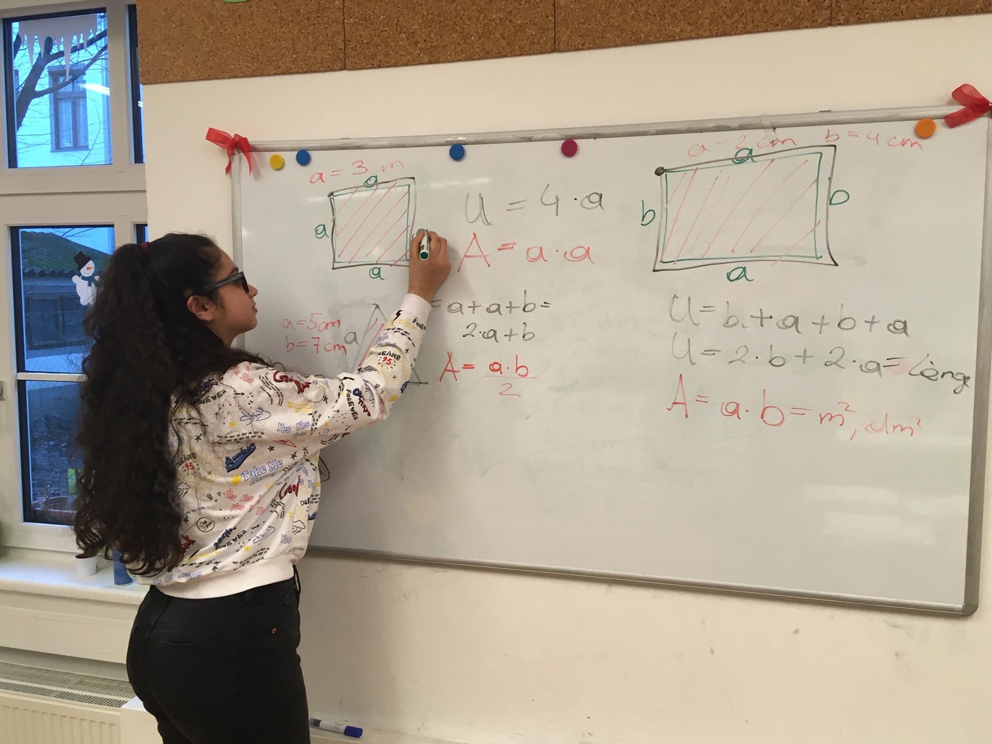Mathe-Basis-Maryam-Tafel-
