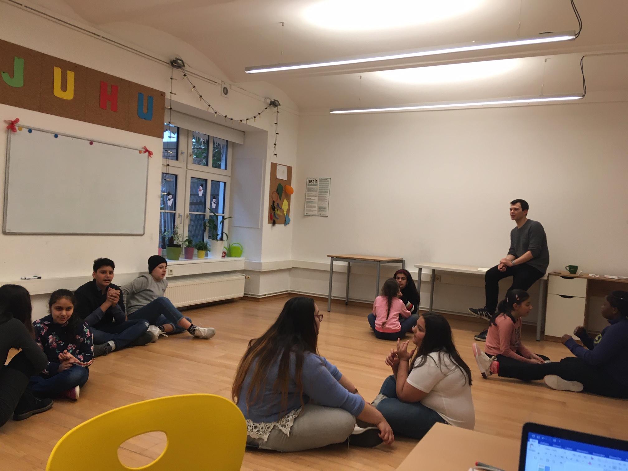 Burgtheaterprojekt-Teil-1-Übungen