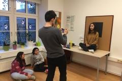Zainab-Fotoshooting