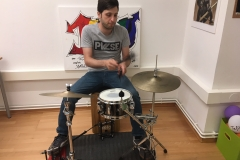 Shahin Schlagzeug