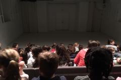 Theater-Dschungel-Besuch